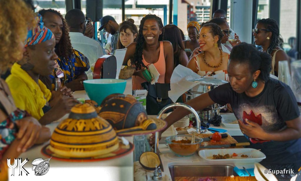 Summer 2019 – Supafrik Pop-up event in Toronto, ON